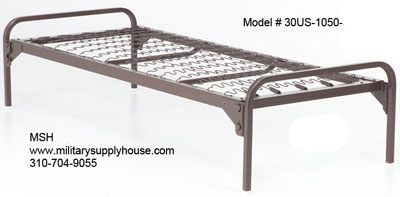 military cot